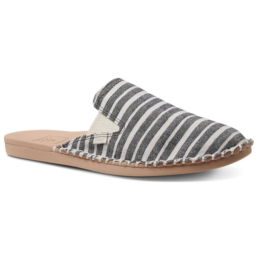 REEF Women's Escape Mule TX Stripe Espadrille Sandals 7