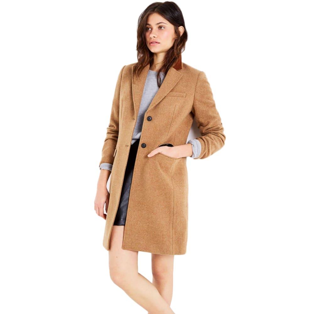 JACK WILLS Women's Chelsea Wool Blend Overcoat 6