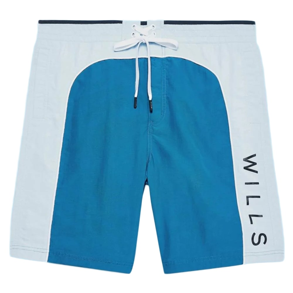 JACK WILLS Men's Felton Side Panel Boardshort XS