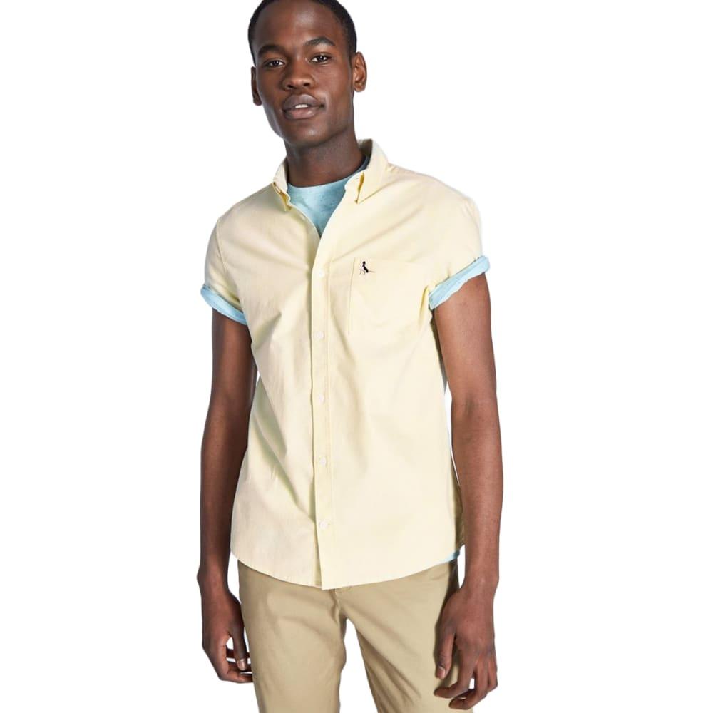 JACK WILLS Stableton Oxford Short-Sleeve Shirt XS