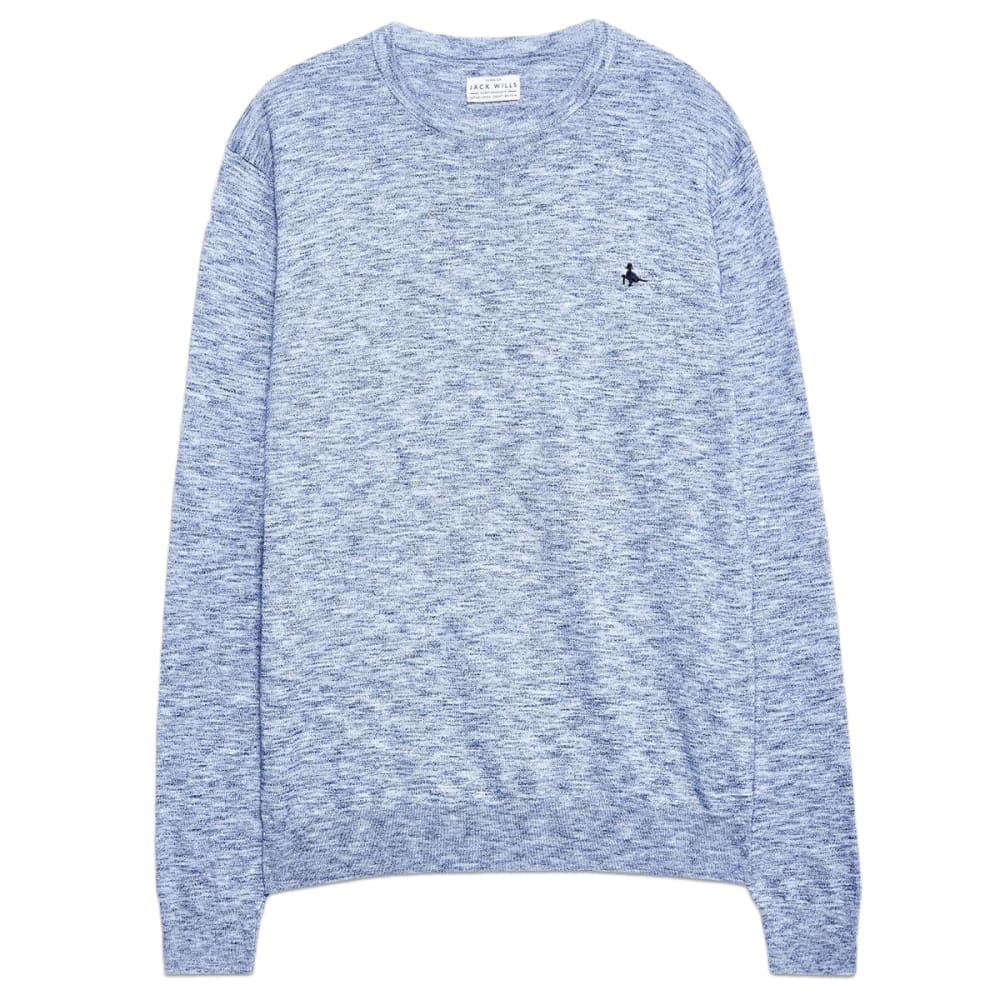 JACK WILLS Men's Buscot Space Dye Sweater XS