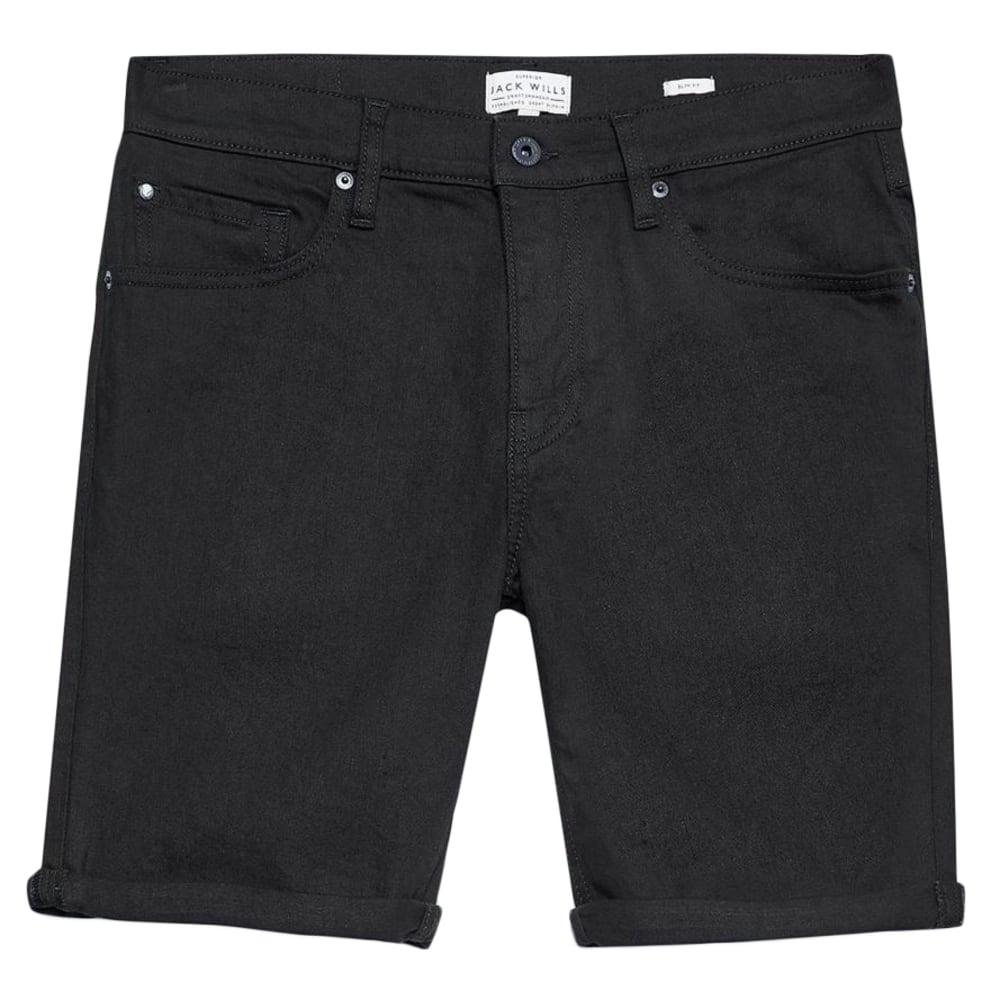 JACK WILLS Men's Denim Slim Short 30/R