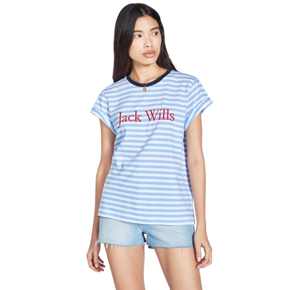 JACK WILLS Women's Forstal Boyfriend T-Shirt 2