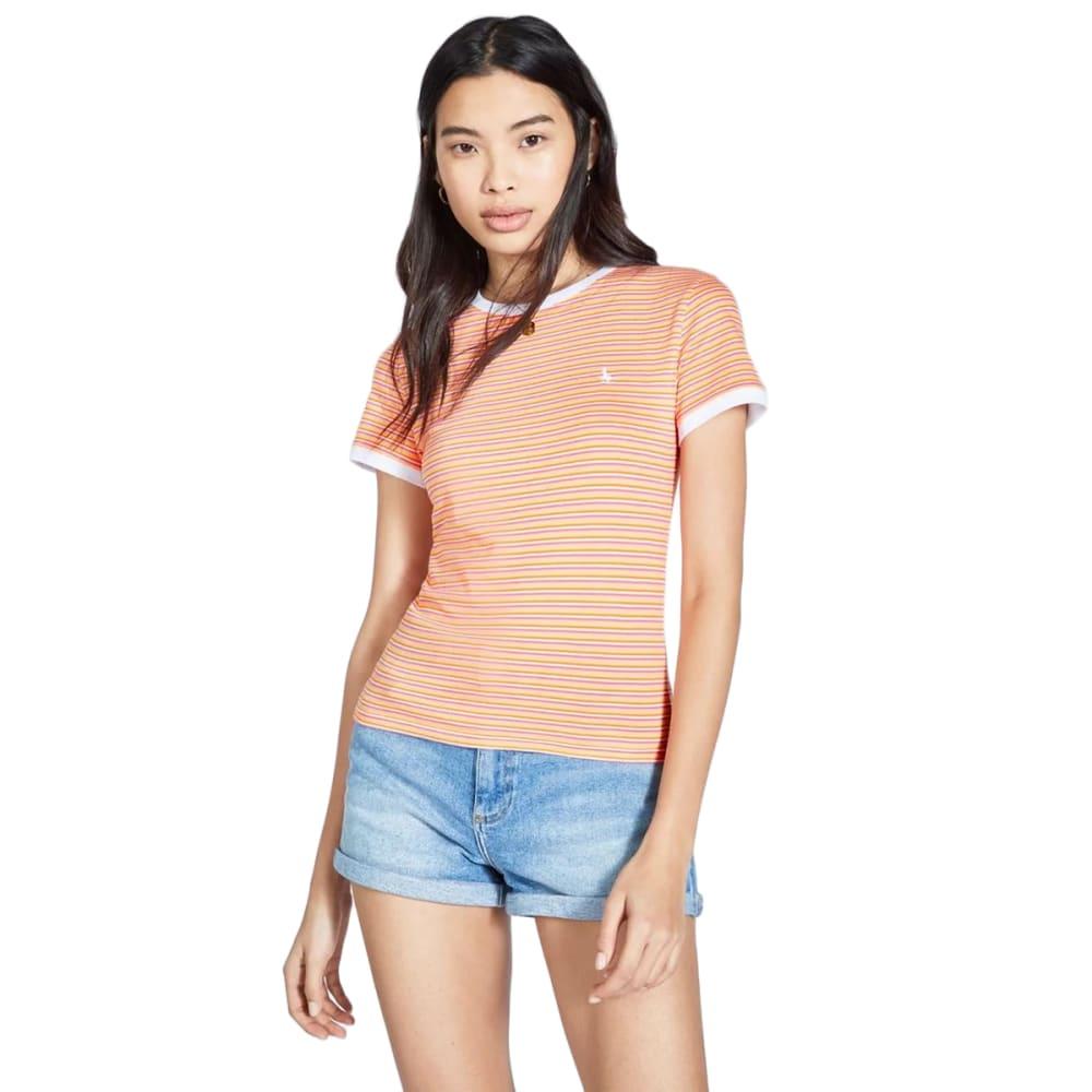 JACK WILLS Women's Matela Ringer Stripe T-Shirt 4