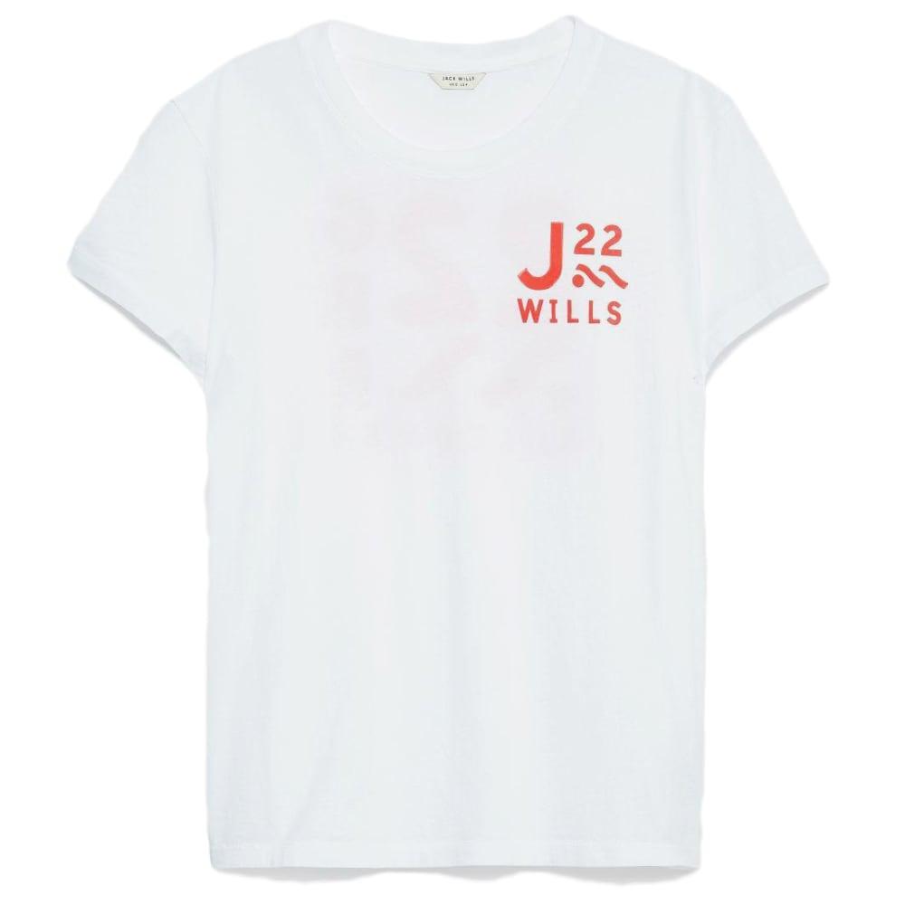 JACK WILLS Women's Winthrop Graphic Tee 4