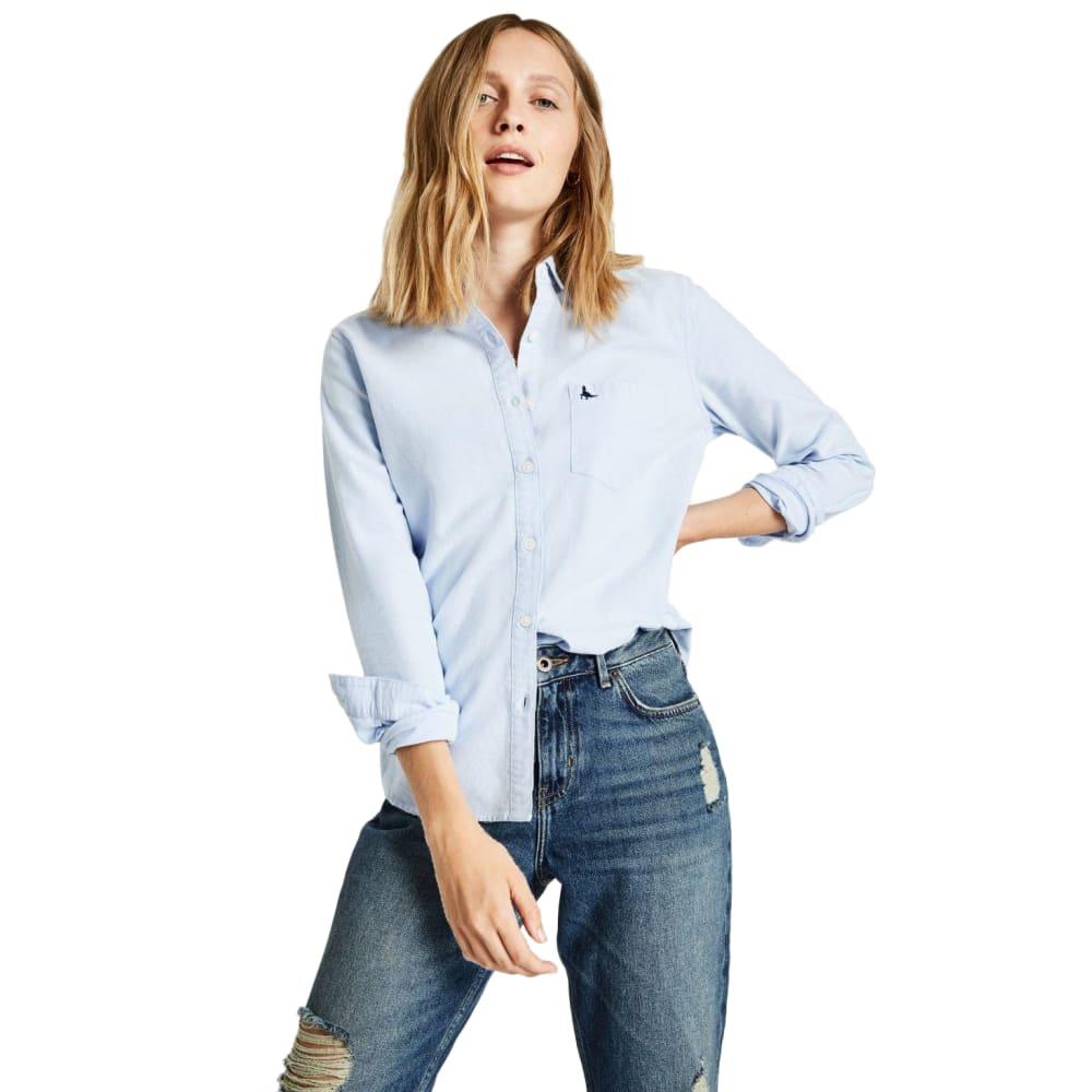JACK WILLS Women's Homefore Classic Fit Shirt 0