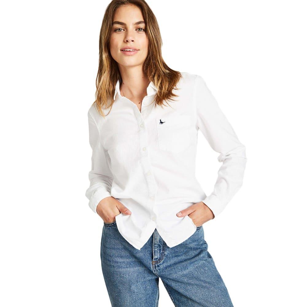 JACK WILLS Women's Classic Oxford Shirt 2