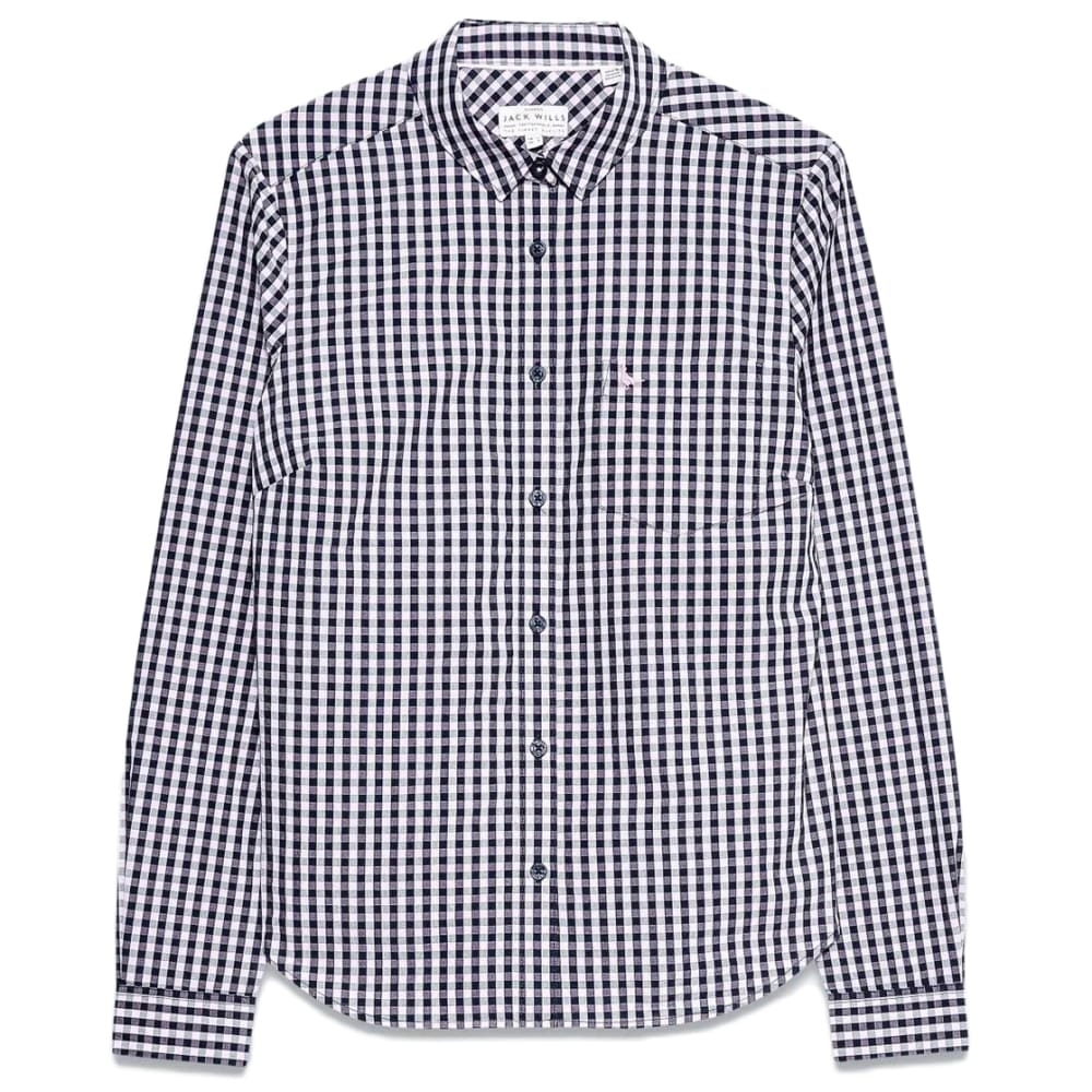 JACK WILLS Women's Prewitt Classic Fit Poplin Shirt 2