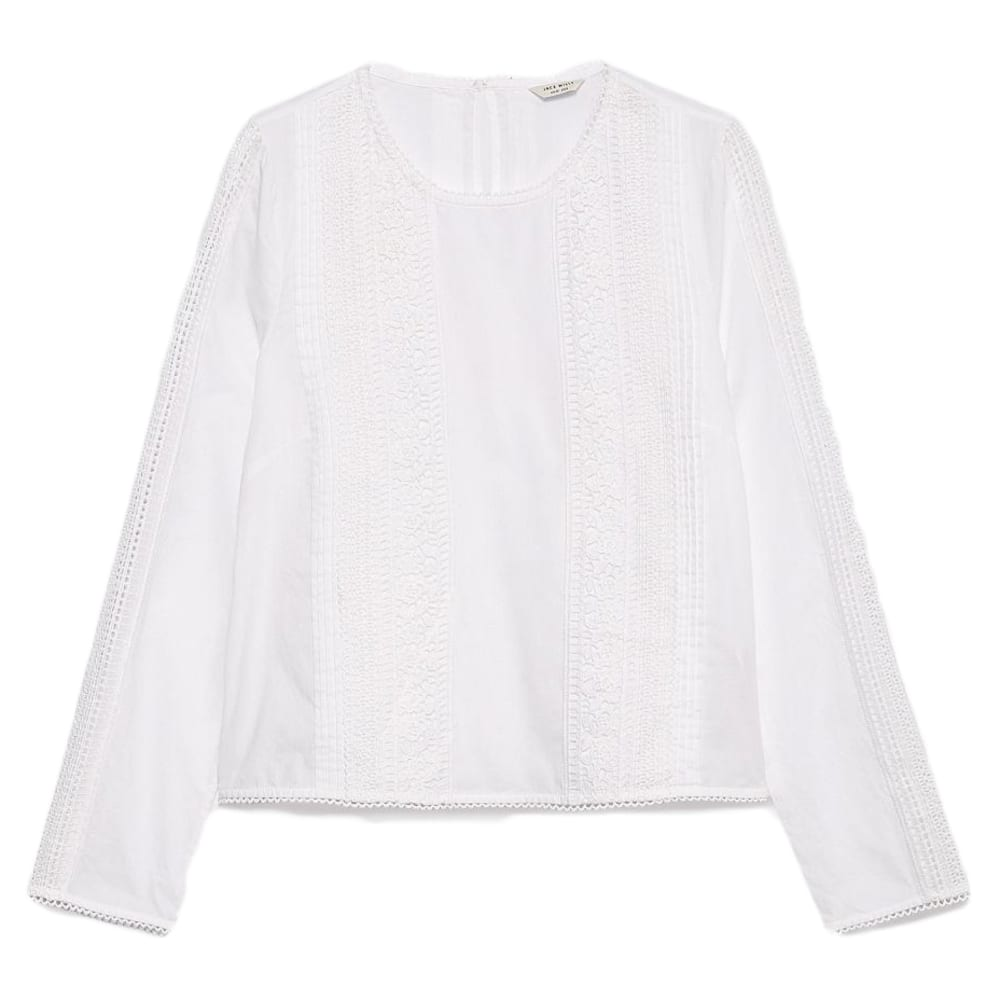 JACK WILLS Women's Marygold Lace Top 4