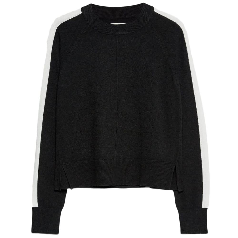JACK WILLS Women's Holyroyd Contrast Stripe Crewneck Sweater 6