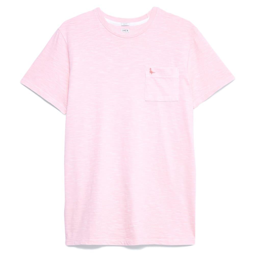 JACK WILLS Men's Ayleford Garment Dye Short-Sleeve Tee XS