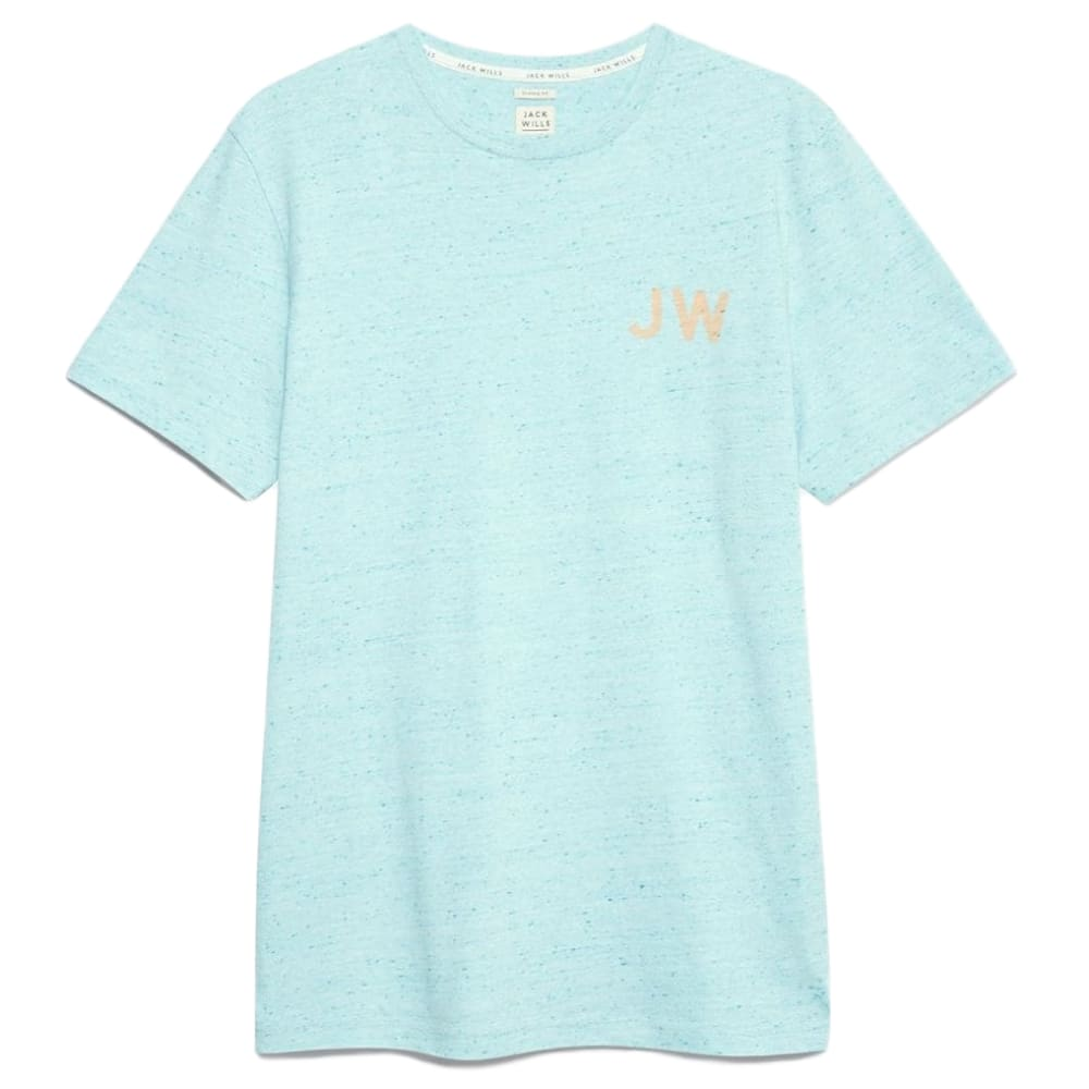 JACK WILLS Men's Kingbridge Fleck Short-Sleeve Tee XS