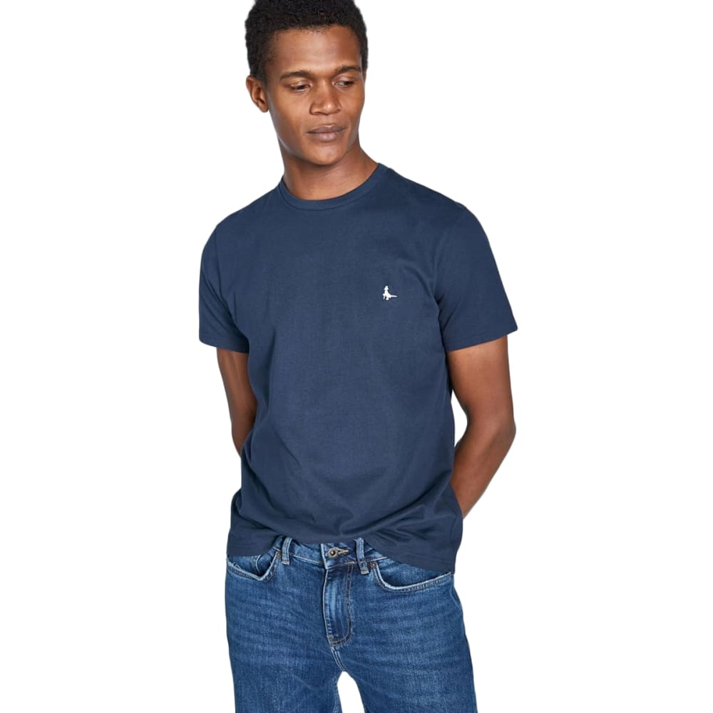 JACK WILLS Men's Sandleford Basic Short-Sleeve Tee XXS