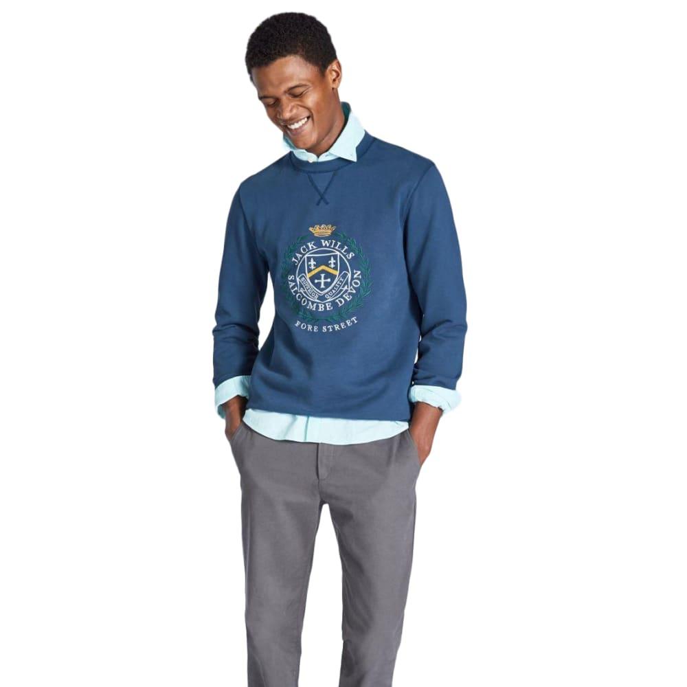 JACK WILLS Men's Elmslow Graphic Sweatshirt XS
