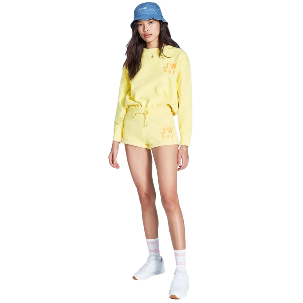 JACK WILLS Women's Lighfield Garment-Dyed Sweatshort 6