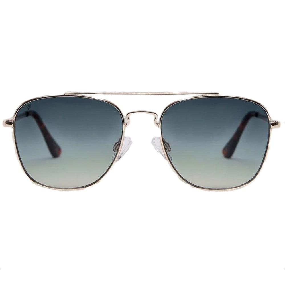 JACK WILLS Men's Kenley Metal Topbar Navigator Sunglasses ONE SIZE