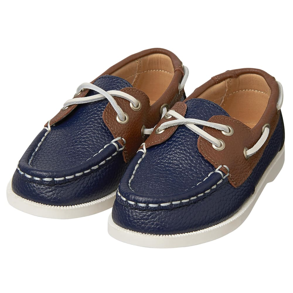 JACK WILLS Men's Farnham Leather Boat Shoe 7.5