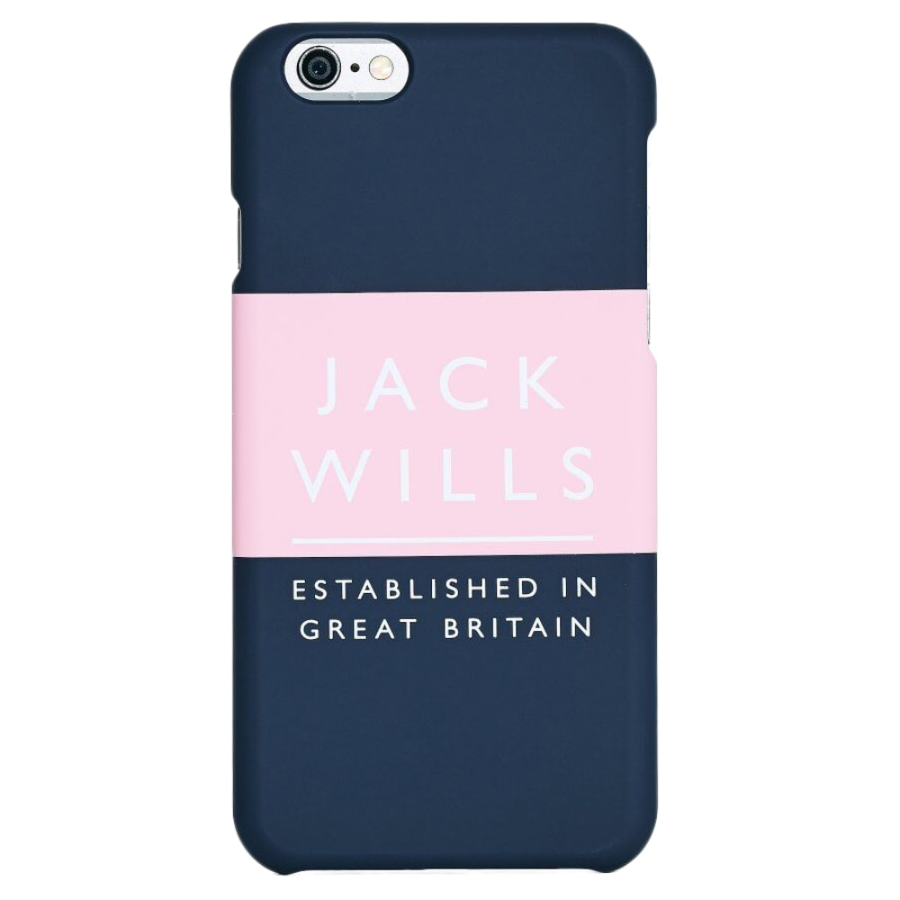 JACK WILLS Haddon iPhone 6 Case ONE SIZE