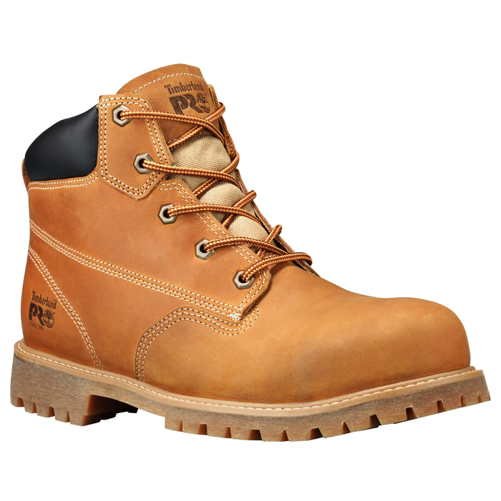 TIMBERLAND PRO Men's Gritstone Steel Toe Work Boots, Wide 8