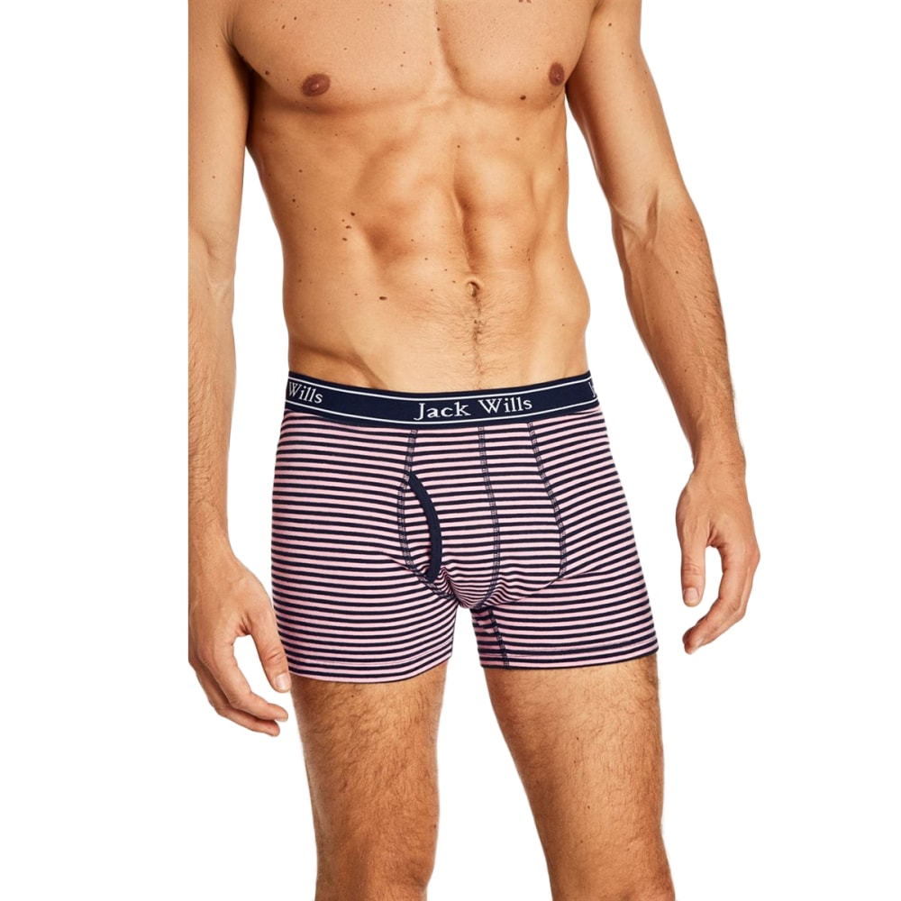 JACK WILLS Men's Bridley Tipped Boxer Shorts XS