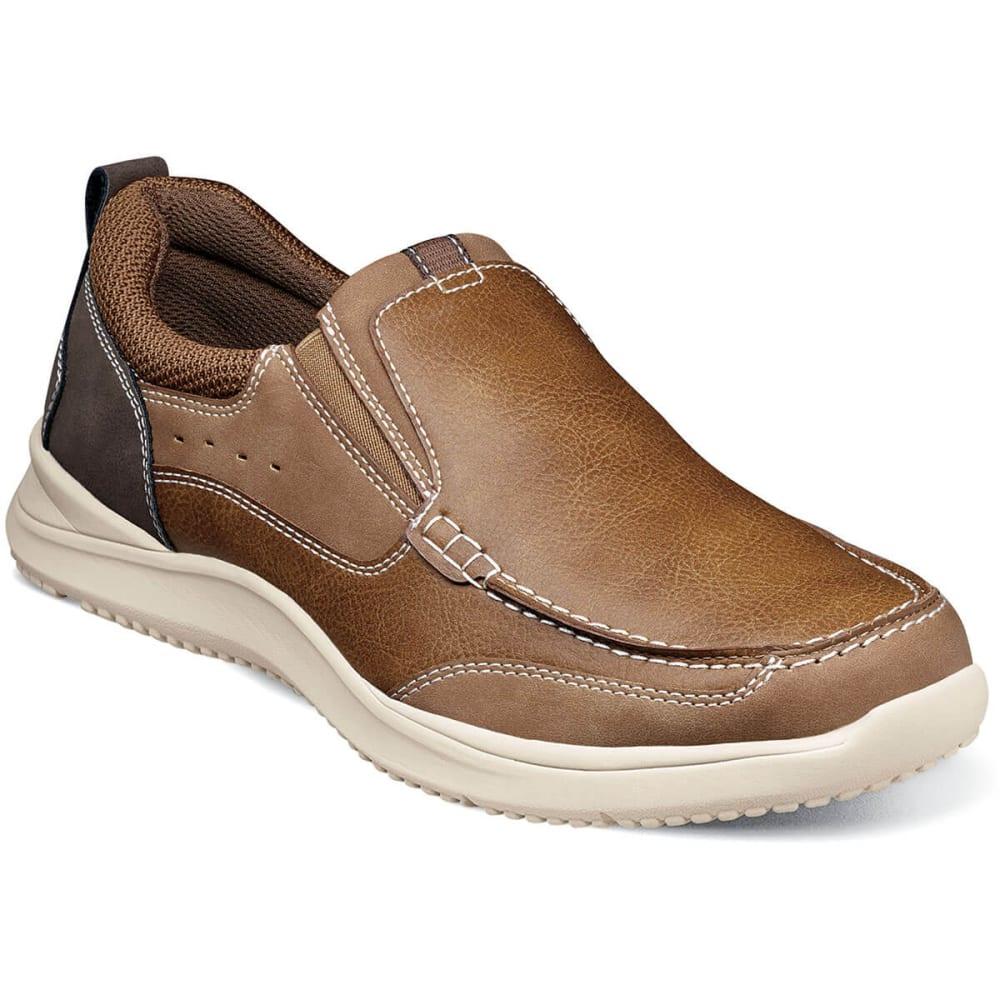 NUNN BUSH Men's Conway Moc Toe Slip-On Shoe 9