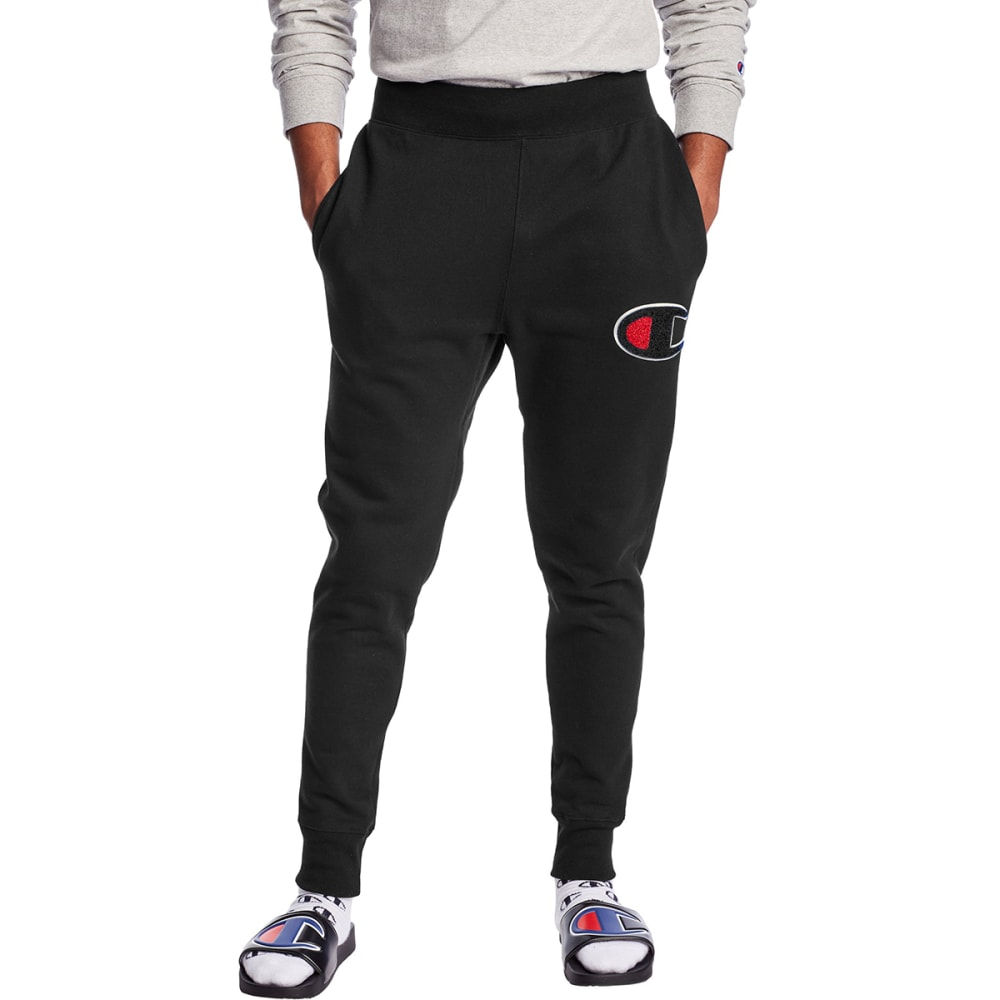 CHAMPION Men's Reverse Weave Jogger Pants S