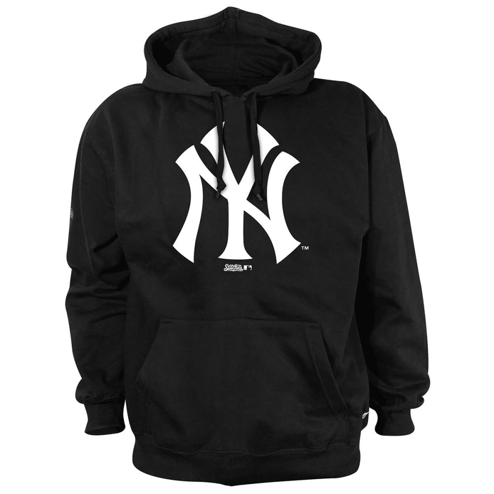 NEW YORK YANKEES Men's Dual Blend Pullover Hoodie S