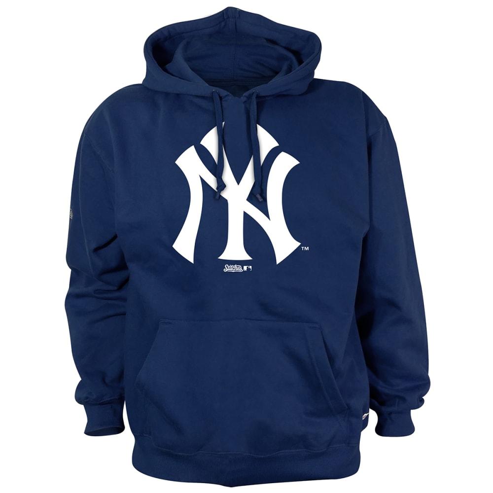 NEW YORK YANKEES Kids' Dual Blend Pullover Hoodie S
