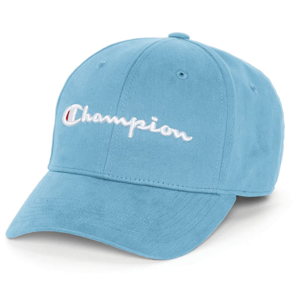 CHAMPION Men's Classic Twill Adjustable Hat NO SIZE