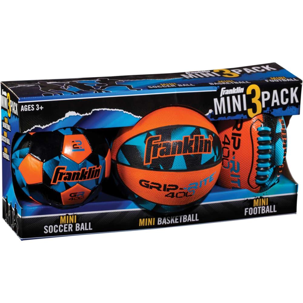 FRANKLIN Mini 3-Ball Combo Set NO SIZE