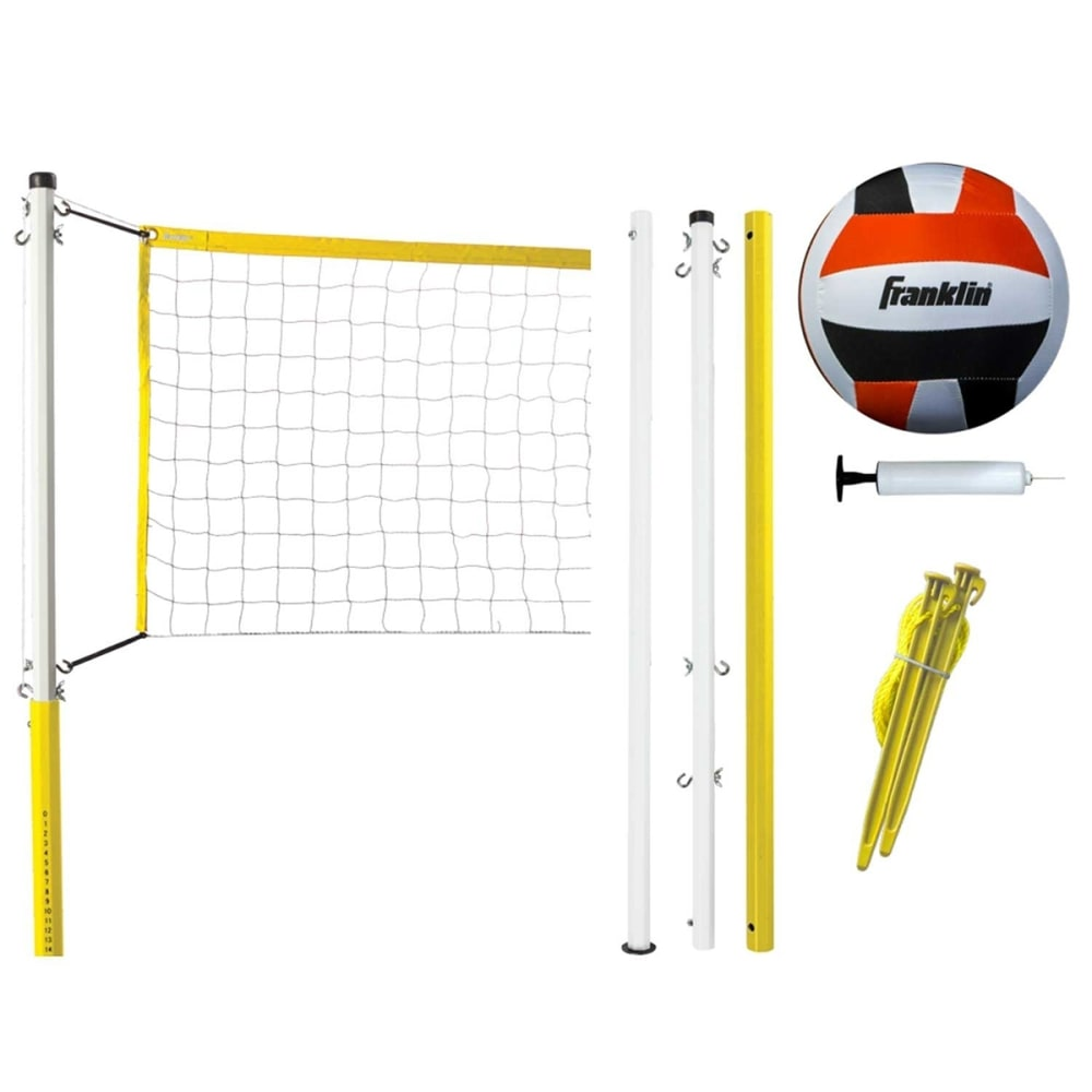 FRANKLIN Outdoor Volleyball Set NO SIZE