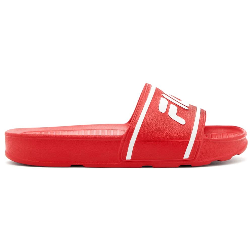 FILA Boys' Sleek Slide Sandals 5