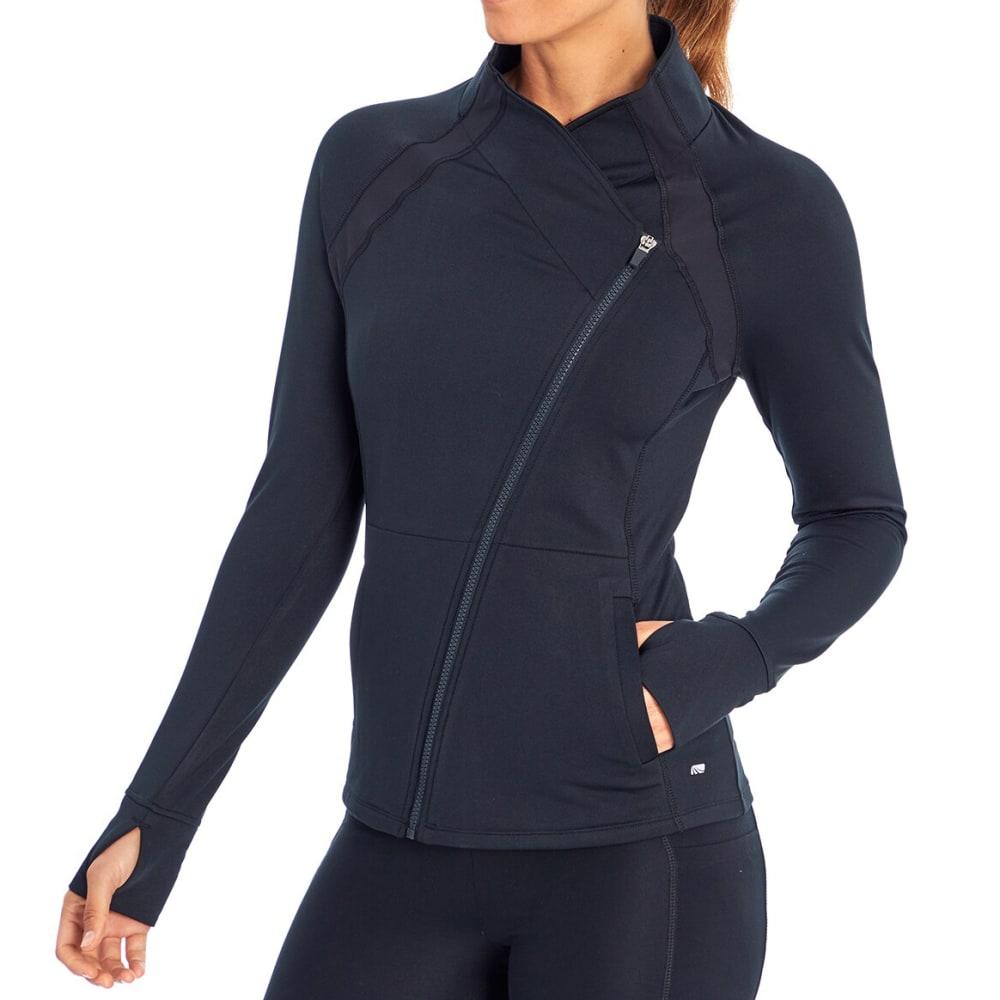 MARIKA Women's Delinah Asymmetrical Jacket M