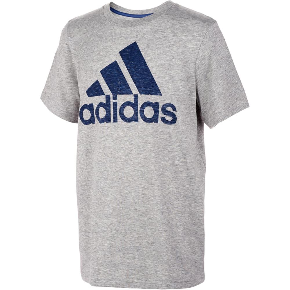 ADIDAS Boys' Short-Sleeve Badge of Sport Tee S