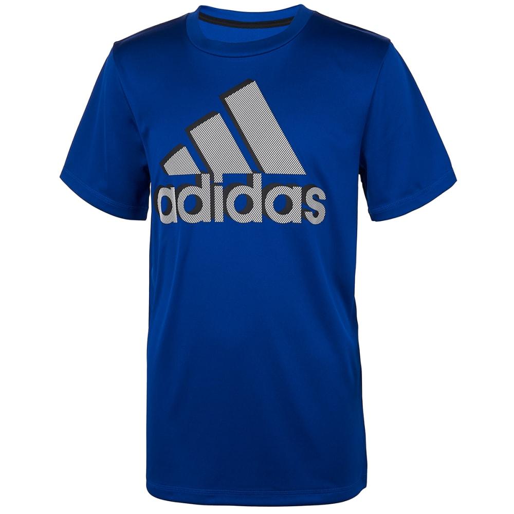ADIDAS Boys' Shadow Badge of Sport Tee XL