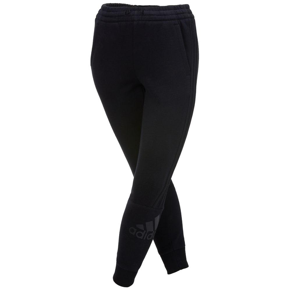 ADIDAS Girls' Badge of Sport Fleece Pants S