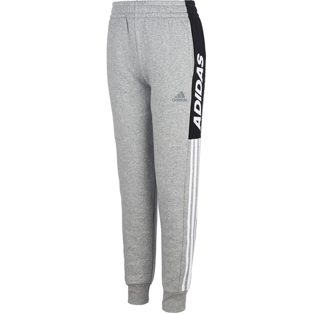 ADIDAS Boys' Climalite Sport Jogger Pants S