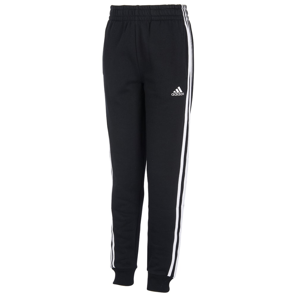 ADIDAS Boys' 4T-7T Fleece Jogger Pants 4