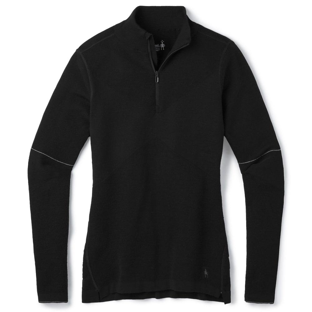 SMARTWOOL Women's Intraknit Merino 250 Thermal 1/4-Zip Pullover XS