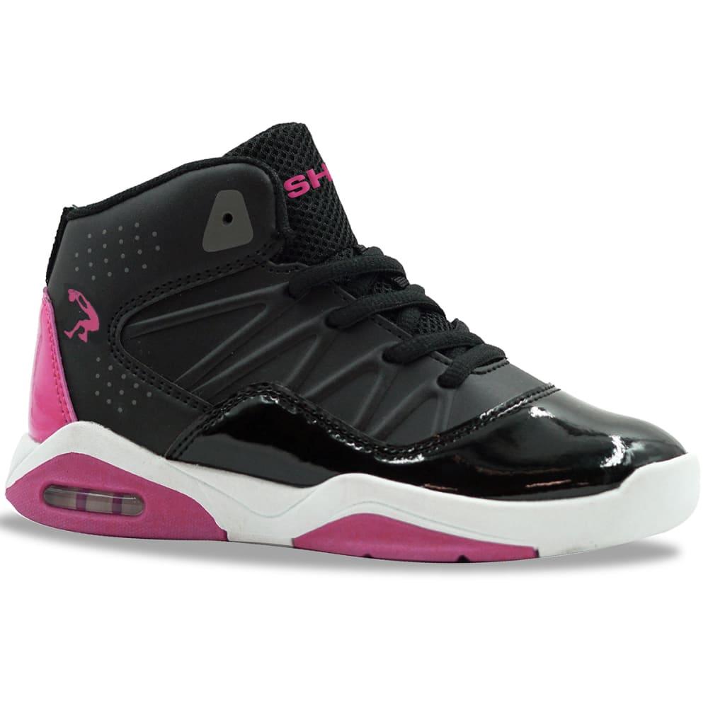 SHAQ Girls' 3-Ball Basketball Sneakers 1