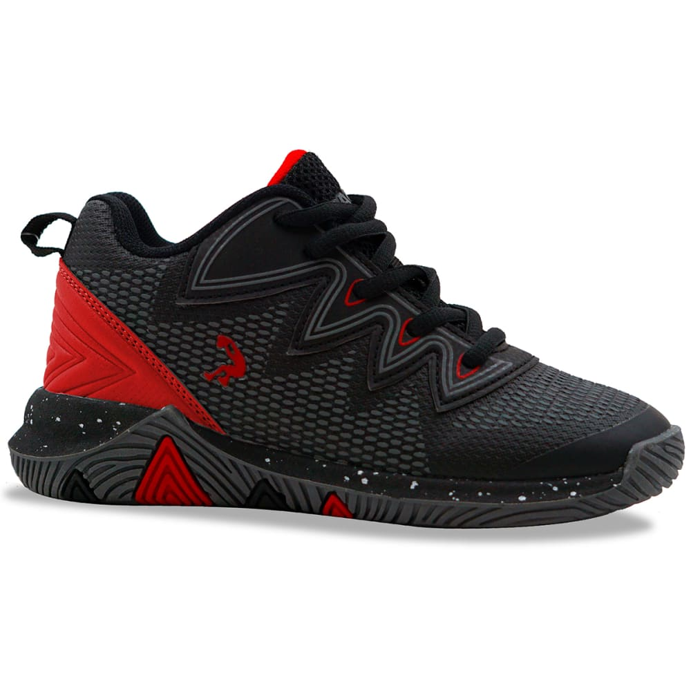 SHAQ Boys' Plaster Basketball Sneaker 1