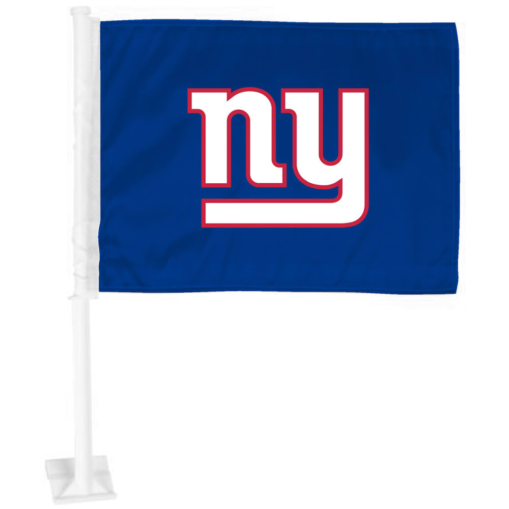 NEW YORK GIANTS Fanmats NFL Car Flag ONE SIZE