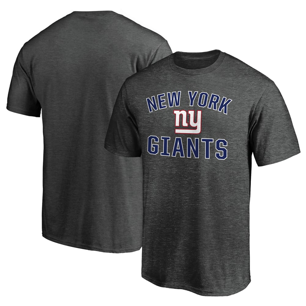 NEW YORK GIANTS Men's Short-Sleeve Victory Arch Tee L