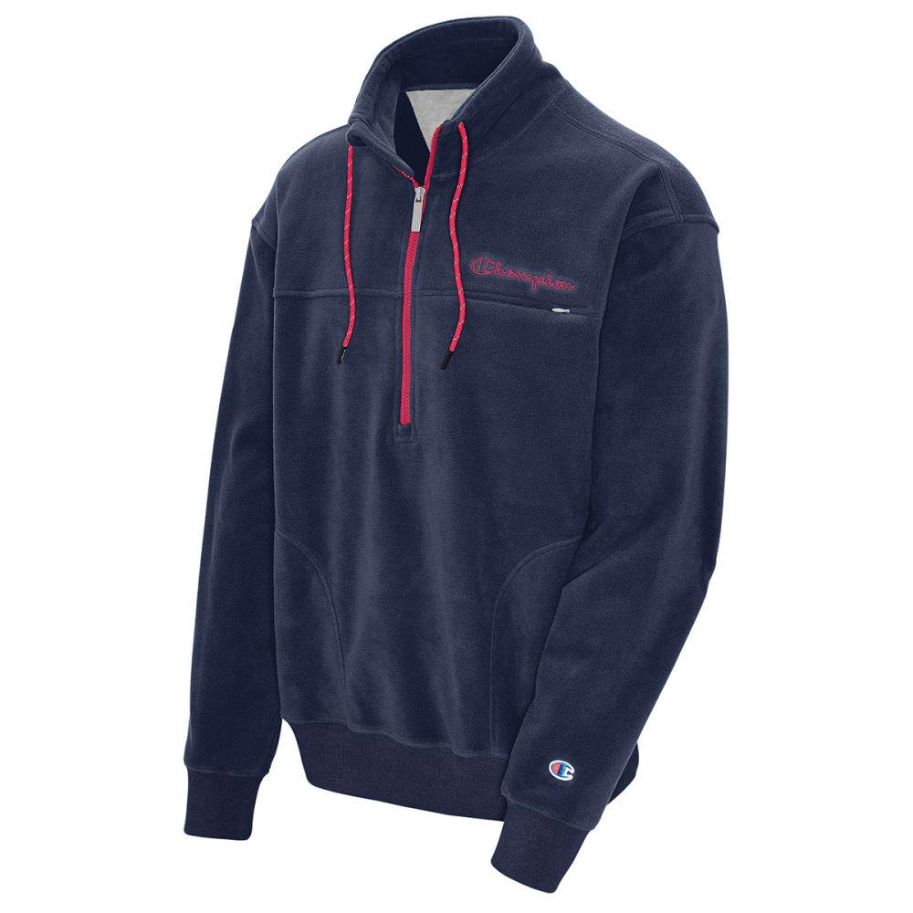 CHAMPION Men's Explorer Fleece 1/4-Zip Jacket S