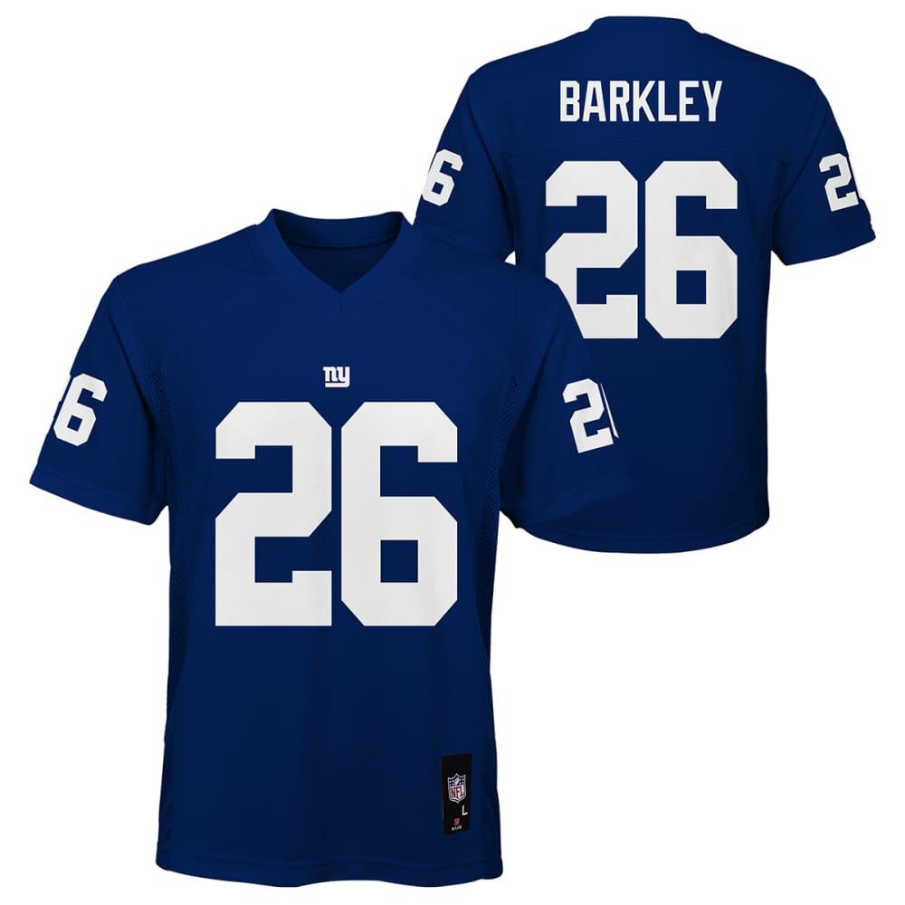 NEW YORK GIANTS Boys' Saquon Barkley # 26 Jersey S