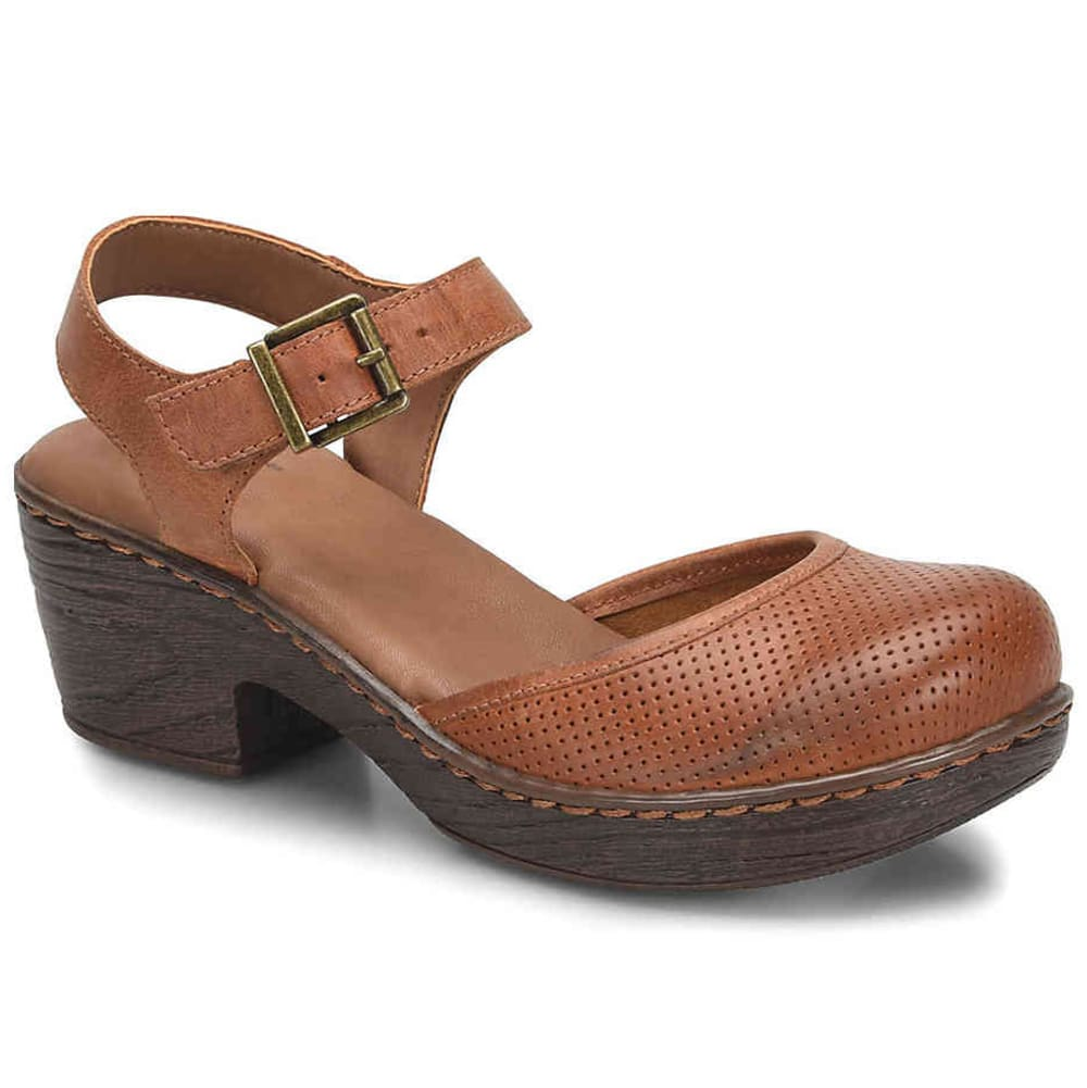 B.O.C Women's Stone Clogs 6