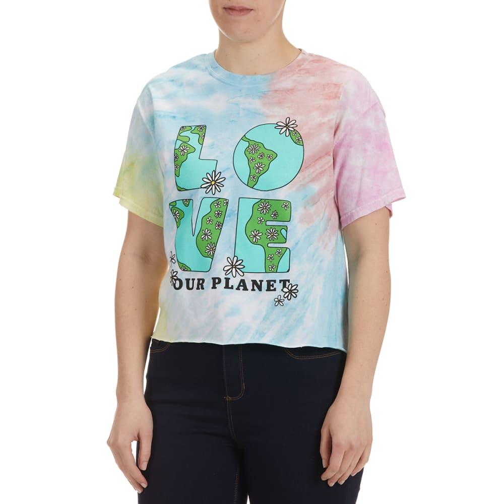 COLD CRUSH Juniors' Short Sleeve Graphic Tee XL
