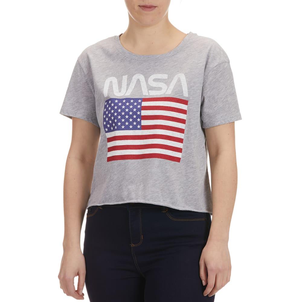COLD CRUSH Junior's NASA Graphic Tee S