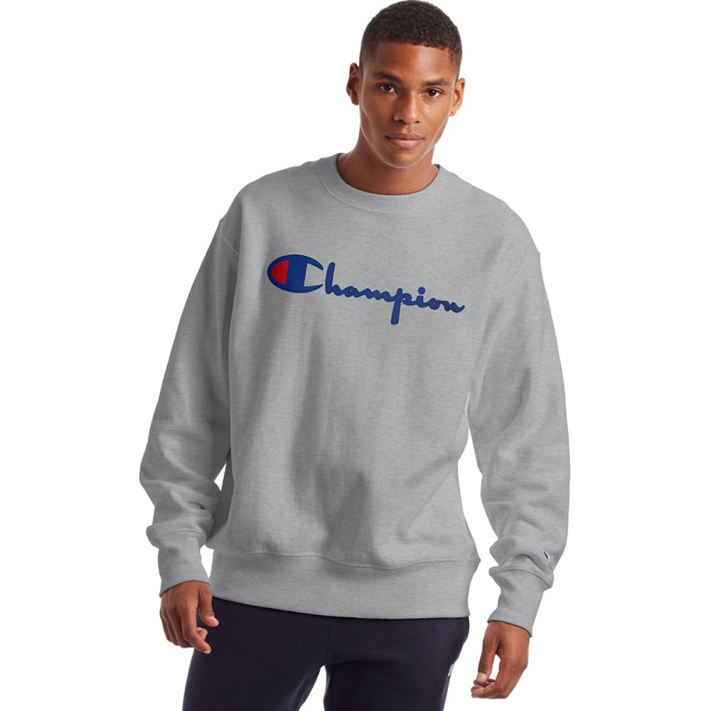 CHAMPION Men's Reverse Weave Crew S