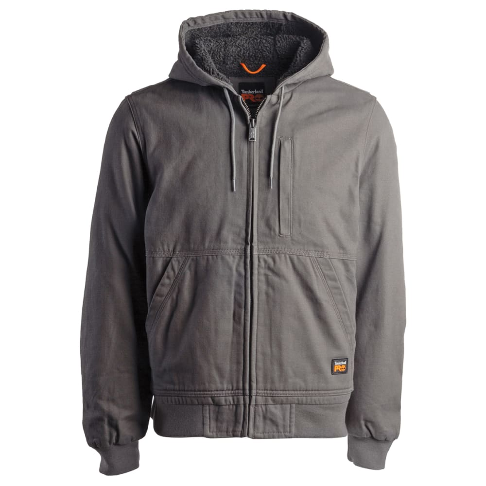 TIMBERLAND PRO Men's Gritman Lined Hooded Jacket M